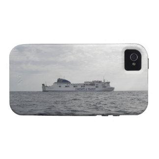 RoRo Passenger Ferry Cartour Gamma Vibe iPhone 4 Case