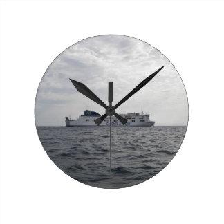 RoRo Passenger Ferry Cartour Gamma Wall Clock