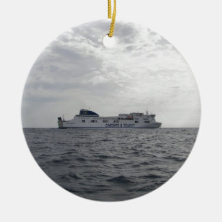 RoRo Passenger Ferry Cartour Gamma Ornaments
