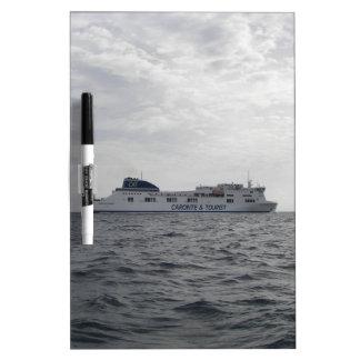 RoRo Passenger Ferry Cartour Gamma Dry-Erase Board
