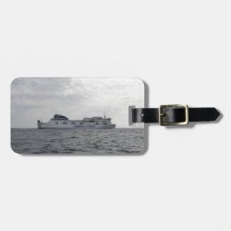 RoRo Passenger Ferry Cartour Gamma Bag Tags