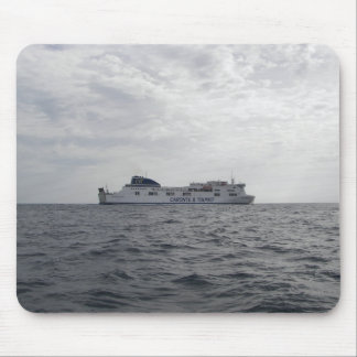 RoRo Passenger Ferry Cartour Gamma Mouse Pad