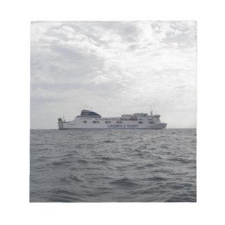 RoRo Passenger Ferry Cartour Gamma Note Pads