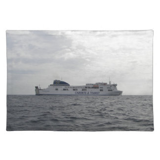 RoRo Passenger Ferry Cartour Gamma Placemats