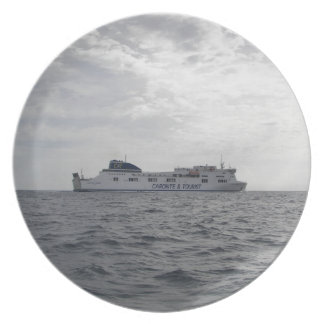 RoRo Passenger Ferry Cartour Gamma Plate