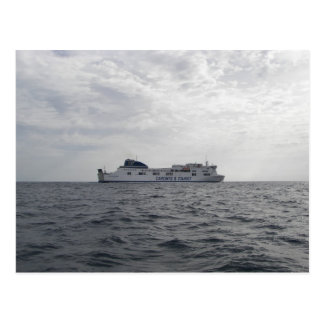 RoRo Passenger Ferry Cartour Gamma Post Card