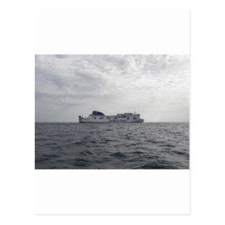 RoRo Passenger Ferry Cartour Gamma Postcard