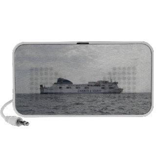RoRo Passenger Ferry Cartour Gamma iPod Speakers