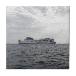 RoRo Passenger Ferry Cartour Gamma Tile