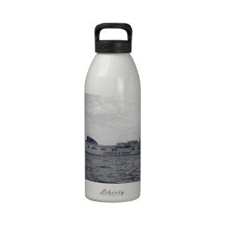 RoRo Passenger Ferry Cartour Gamma Water Bottle