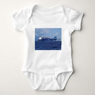RoRo Passenger Ferry Maria Grazia On Baby Bodysuit