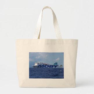 RoRo Passenger Ferry Maria Grazia On Canvas Bags