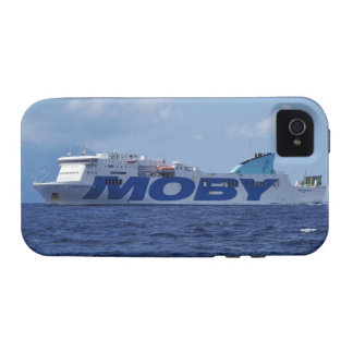 RoRo Passenger Ferry Maria Grazia On Case For The iPhone 4