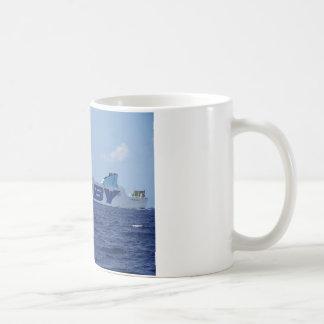 RoRo Passenger Ferry Maria Grazia On Coffee Mugs