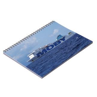 RoRo Passenger Ferry Maria Grazia On Spiral Notebooks