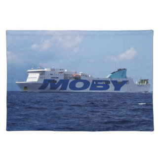 RoRo Passenger Ferry Maria Grazia On Placemat