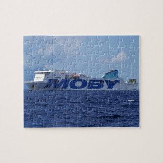 RoRo Passenger Ferry Maria Grazia On Jigsaw Puzzles