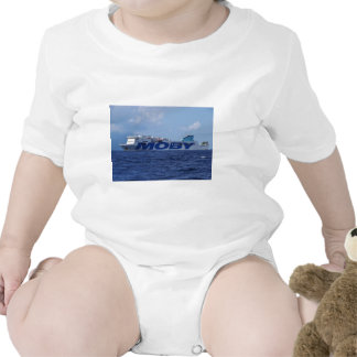 RoRo Passenger Ferry Maria Grazia On Bodysuit
