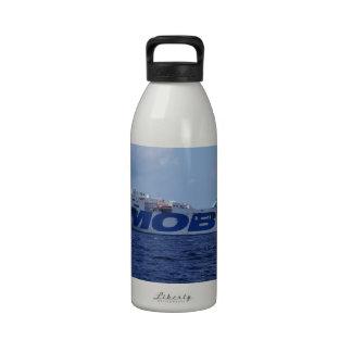 RoRo Passenger Ferry Maria Grazia On Reusable Water Bottle