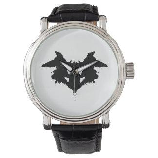 Rorschach Inkblot Watch