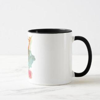 Rorschach Inkblots 9 Mug