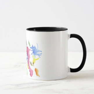 Rorschach  InkBlots Test Plate 10 Mug