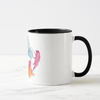 Rorschach  InkBlots Test Plate 8 Mug
