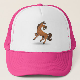 Rory the Horse Trucker Hat