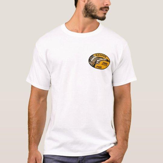 Rory's Savage fest shirt