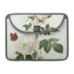 Rosa: Bengale the Hymenes, from 'Les Roses' MacBook Pro Sleeves