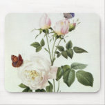 Rosa: Bengale the Hymenes Mouse Pad