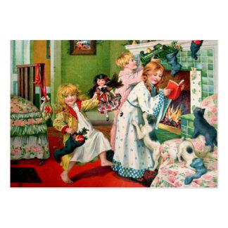 Rosa C. Petherick: Christmas Shopping Business Card