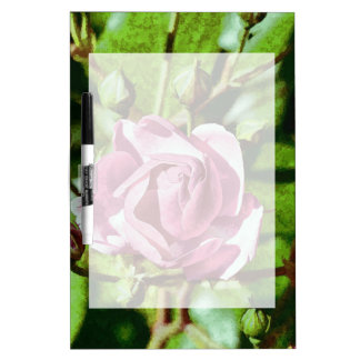 Rosa Rose, Nature Dry-Erase Whiteboards