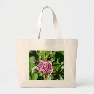 Rosa Rose, Nature Jumbo Tote Bag