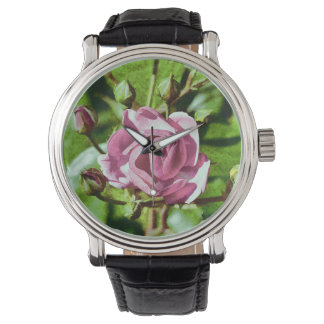 Rosa Rose, Nature Wristwatches