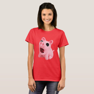 Rosa Shocked T-Shirt