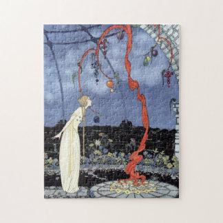 Rosalie by Virginia Frances Sterrett Jigsaw Puzzle
