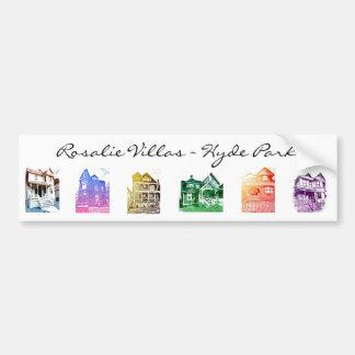 Rosalie Villas Bumper Sticker