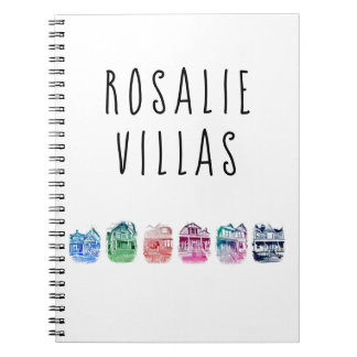 Rosalie Villas Journal