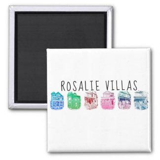 Rosalie Villas Magnet