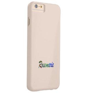 Rosamarie Light Brown iPhone 6 Plus case