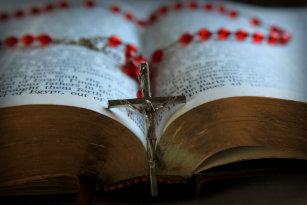 Catholic Bible Posters & Prints   Zazzle UK