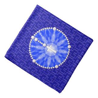 Rosary Dream Catcher Blue Do-rags