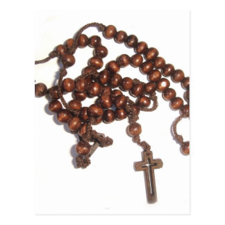 Rosary Post Cards