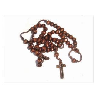 Rosary Postcard