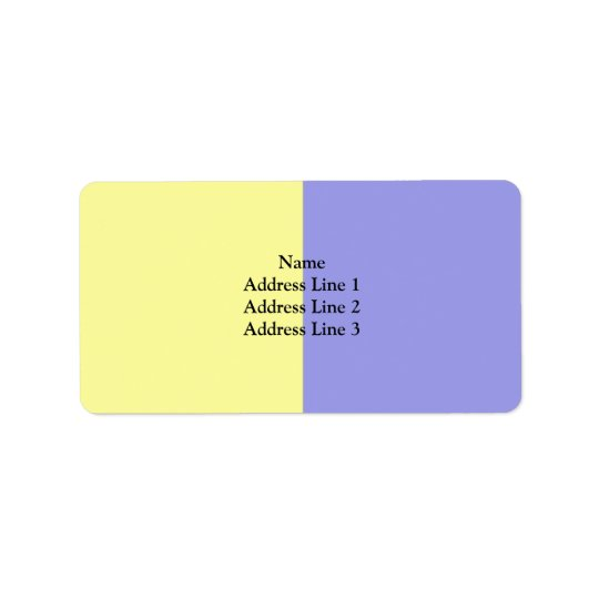 Roscommon, Ireland Address Label