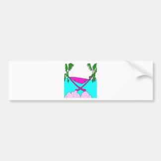 ROSE1.png HAMMOCK Bumper Sticker