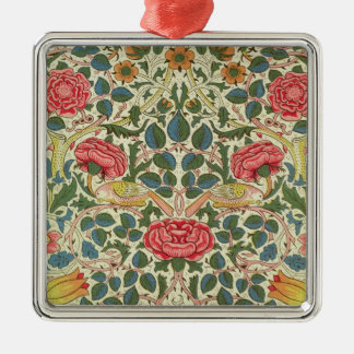 'Rose', 1883 (printed cotton) Christmas Ornament