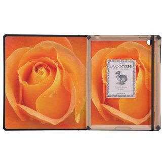 Rose 1 DODO iPad Folio Cases iPad Case