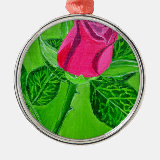 Rose 1a christmas ornament